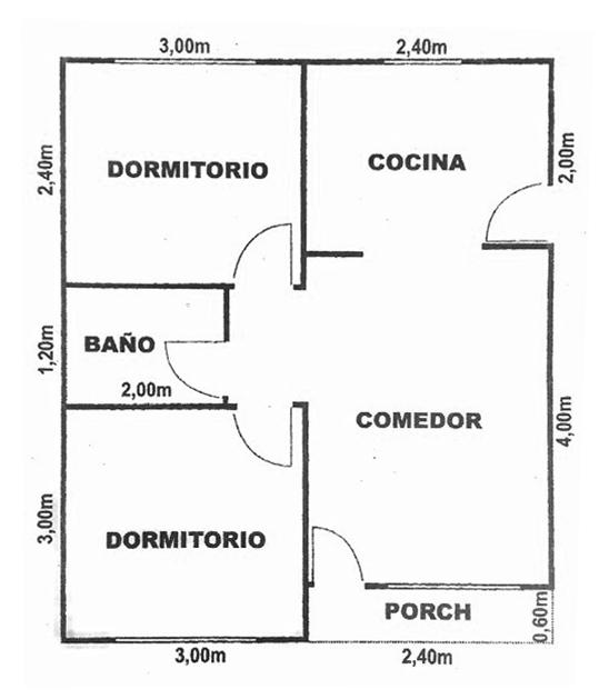 MODELO 3600, Mavi Construcciones, venado tuerto