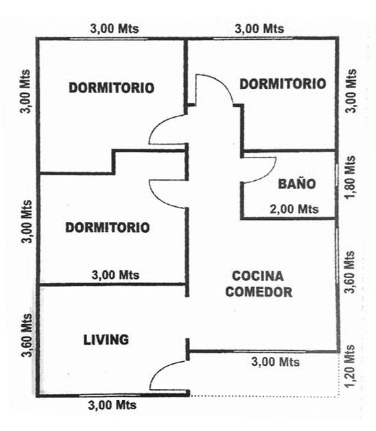 MODELO 58, Mavi Construcciones, venado tuerto