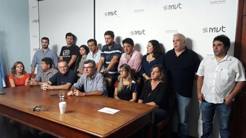 EL EJECUTIVO MUNICIPAL SALE A LOS BARRIOS, Primero la Noticia, venado tuerto