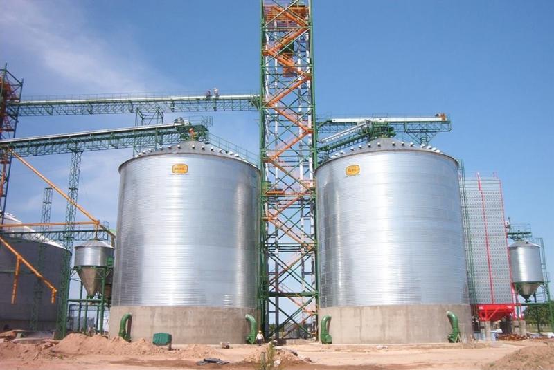 AGRICULTORES FEDERADOS ARGENTINOS ARMSTRONG, Estructuras Metalicas en General, venado tuerto