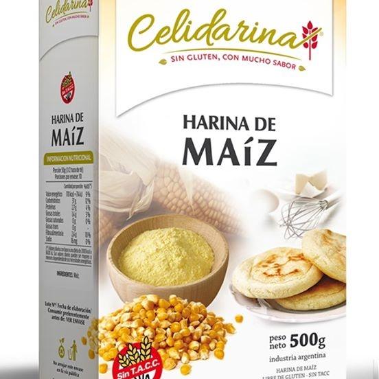 HARINA DE MAIZ, Celidarina, alejo ledesma
