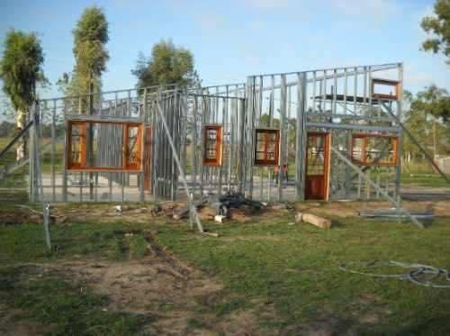 CONSTRUCCION EN VENADO TUERTO, Obras Moraglio, venado tuerto