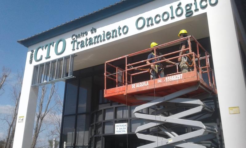 OBRA CTO, Angel E Acosta Construcciones en Seco, venado tuerto