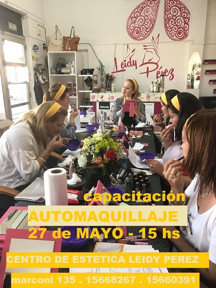 PACK DE CURSOS 2019, Centro de estetica Leidy Perez, venado tuerto