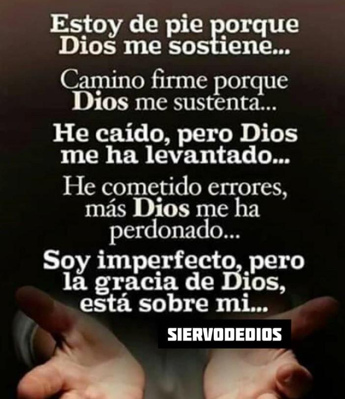 SOY IMPERFECTO, SIERVO DE DIOS, Venado Tuerto