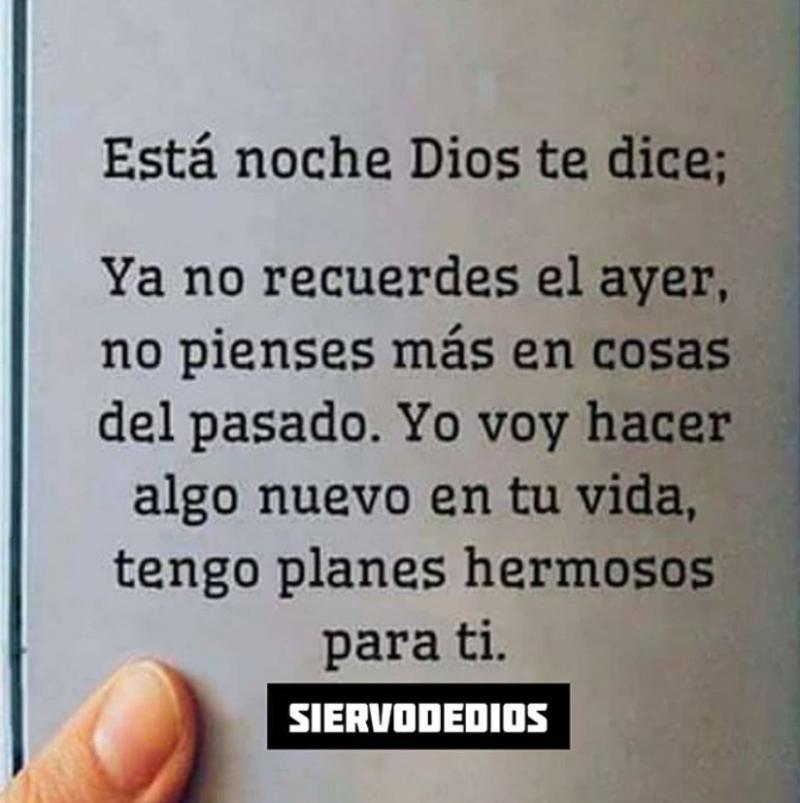 DIOS TE DICE, SIERVO DE DIOS, Venado Tuerto