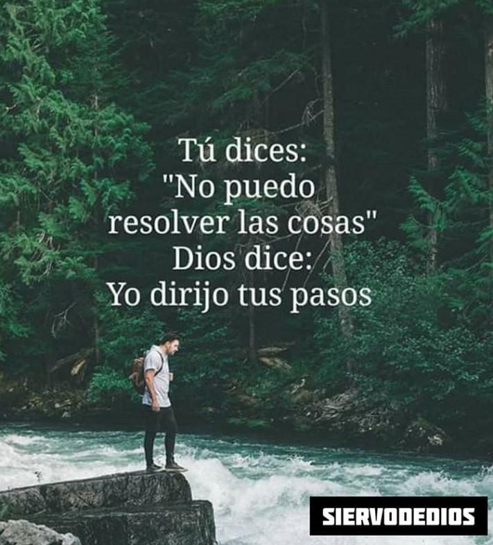 DIOS DIRIGE TUS PASOS, SIERVO DE DIOS, Venado Tuerto