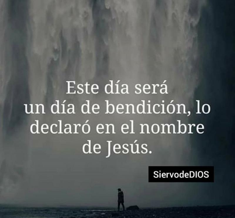 DÍA DE BENDICIÓN, SIERVO DE DIOS, Venado Tuerto