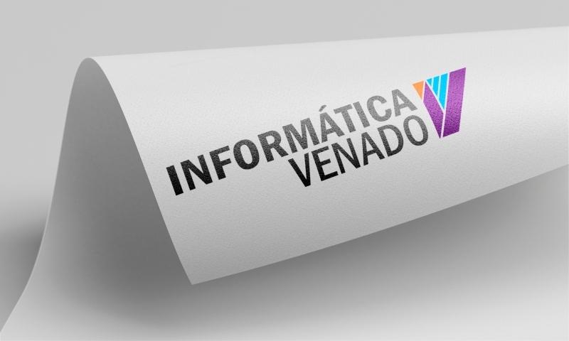INFORMATICA VENADO   REDISEÑO DE IDENTIDAD CORPORATIVA, AgenciaMix, venado tuerto