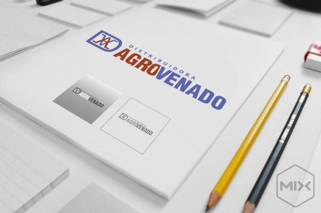 DISTRIBUIDORA AGROVENADO | IDENTIDAD CORPORATIVA, AgenciaMix, venado tuerto